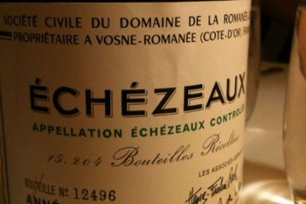 Les meilleurs vins sont rarement les meilleurs.