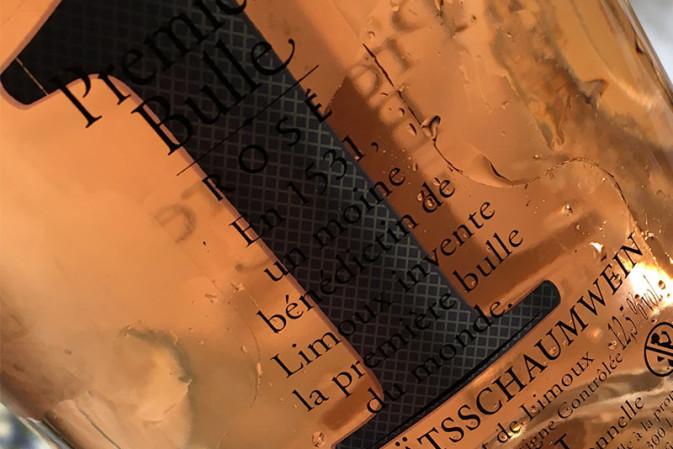 Une bulle d'été : Sieur d'Arques, Première Bulle Rosé (France, Limoux)