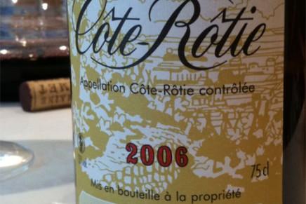 Côte Rôtie 2006 by Jamet (France, Rhôneseptentrional)