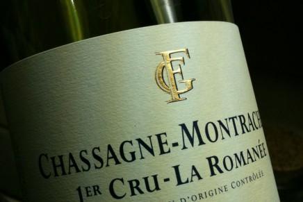 Quick review : Chassagne-Montrachet 1er Cru La Romanée 2006 by Domaine Fontaine-Gagnard (France, Bourgogne, Chassagne-Montrachet)