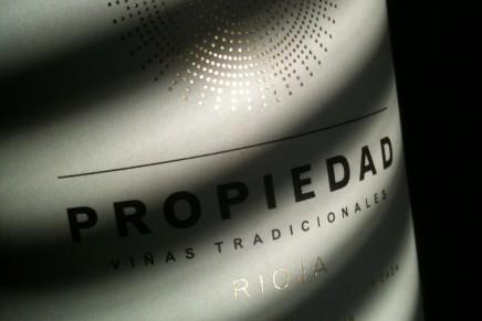 Remondo Palacios, Propiedad 2007 (Spain, Rioja)