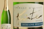 Crémant d'Alsace Brut by Domaine Pfister (France, Alsace)