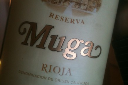 ALKO: Muga Reserva 2007 by Bodegas Muga (Spain, Rioja)