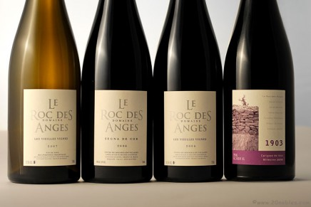 Las Trabassères 2011 by Le Roc des Anges (France, Roussillon)