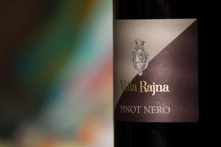Le Fracce, Villa Rajna Pinot Nero 2011 (Italie, Pavia IGT)