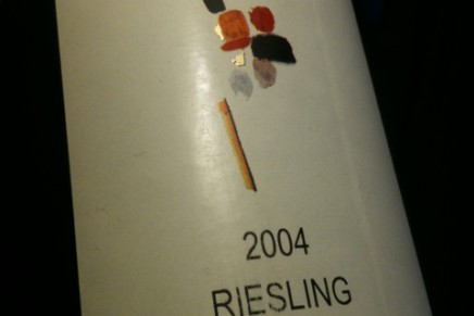 Riesling Grand Cru Hengst 2004 by Josmeyer (France, Alsace)