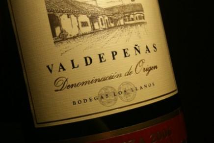 Quick review : Señorios de los Llanos Crianza 2006 by Bodegas Los Llanos (Spain, Valdepeñas)
