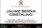 ALKO : Cristalino Brut by Jaume Serra (Espagne, Catalogne, Cava)