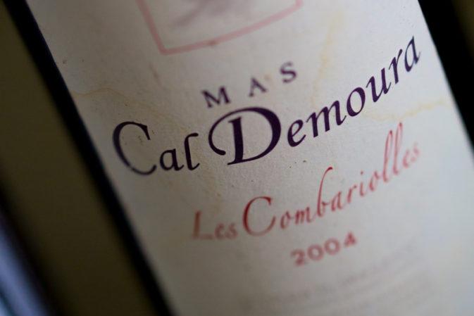 Mas Cal Demoura, Les Combariolles 2004 (France, Languedoc, Terrasses du Larzac).