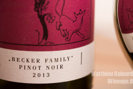 ALKO: Becker Family, Pinot Noir 2013 (Germany, Pfalz)