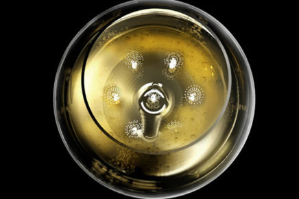Italesse Etoilé Sparkle, du nouveau pour le Champagne.